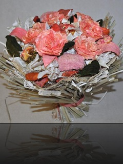 Fleurs séchées déco