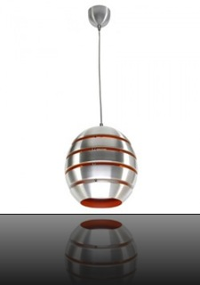 Lampe suspension design
