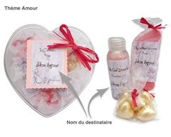 Idée cadeau fête des mères savons senteurs d'amour
