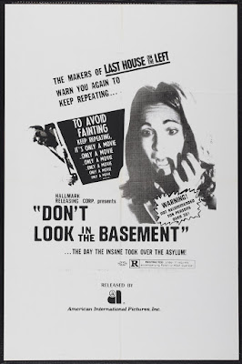 Don't Look in the Basement! (aka The Forgotten) (1973, USA) movie poster