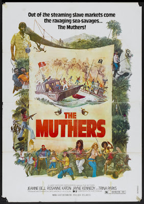 The Muthers (1976, Philippines) movie poster
