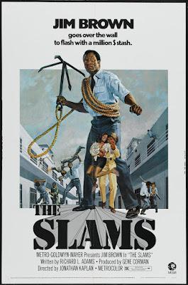 The Slams (1973, USA) movie poster