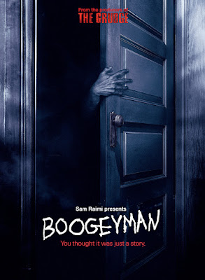Boogeyman (2005, USA / New Zealand / Germany) movie poster