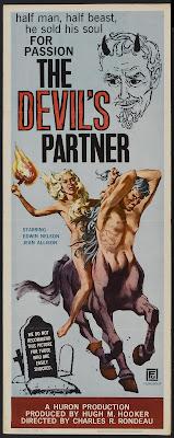 Devil's Partner (1962, USA) movie poster