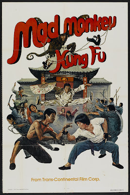 Mad Monkey Kung Fu (Feng hou) (1979, Hong Kong) movie poster