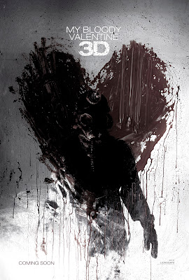 My Bloody Valentine 3-D (2009, USA) movie poster