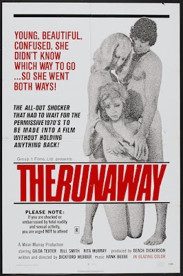The Runaway (1971, USA) movie poster