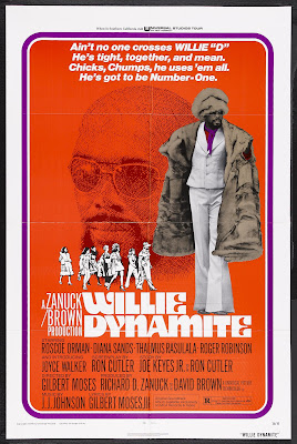 Willie Dynamite (1974, USA) movie poster