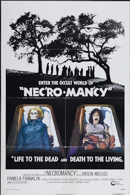 Necromancy (aka The Witching) (1972, USA) movie poster