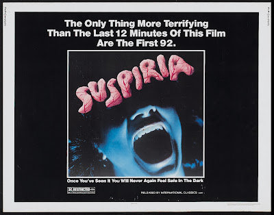 Suspiria (1977, Italy) movie poster