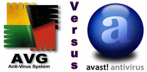 Avast free vs. AVG free