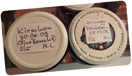Blick in den Kunst-Kühlschrank