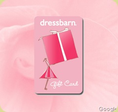 dress barn giftcard