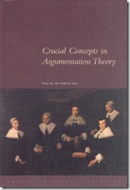 crucial concepts in argumentation theory