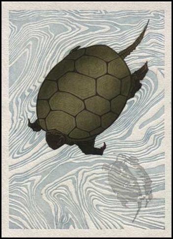 Hokusai - Bestiario (5)
