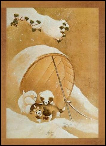 Hokusai - Bestiario (10)