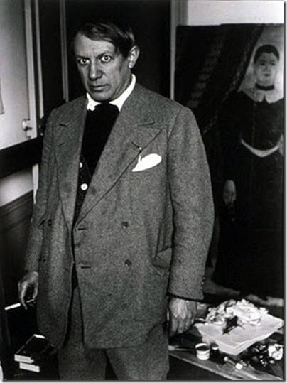 Gyula Halász Picasso