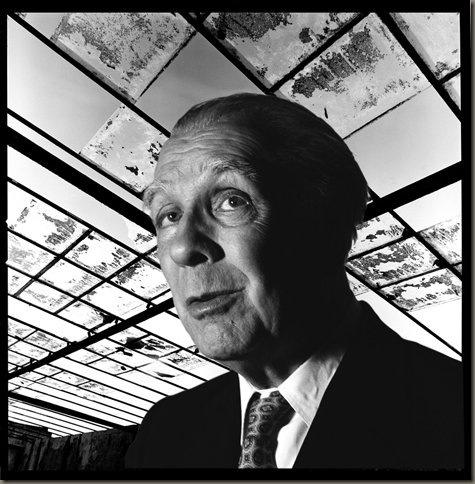 Jorge Luis Borges Mexico 1973