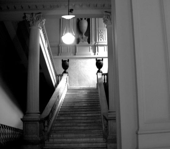 Casa Rosada Bs.As. Escalera