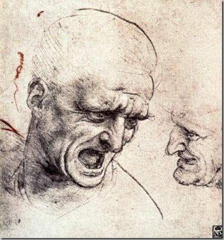 Leonardo Da Vinci Dibujos (10)