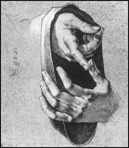 Durero Hands 1506