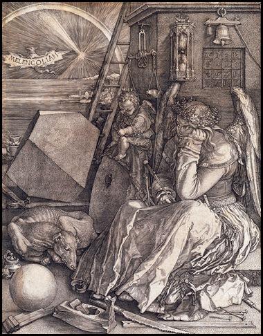 Durero Melencolia 1514