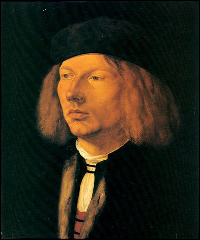 Durero Burkhard of Speyer 1506