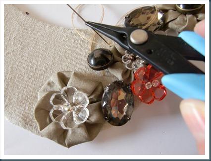 20 coser piezas a la gorgera