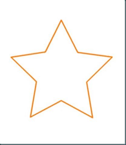 Plantilla estrella 5 puntas imagui - Plantilla estrella navidad ...