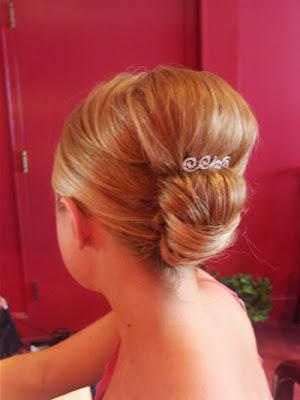 penteados para noivas curtos