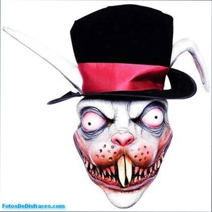 Disfraz-de-mascara-terror-gat-blanco
