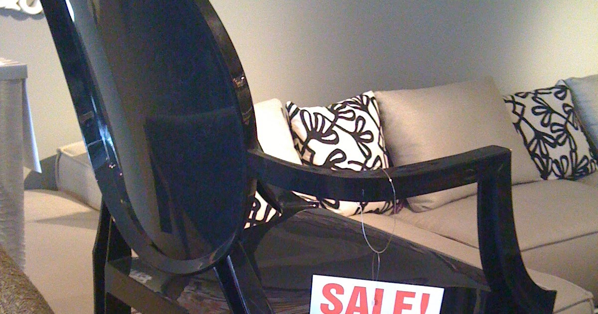 Let 39 s talk about knock offs the small and chic home - Ghost chairs knock off ...