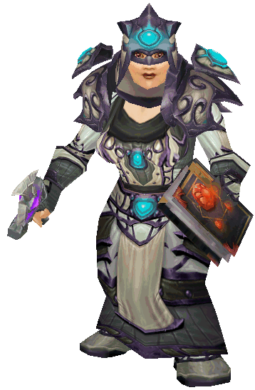 For the final tier of pvp gear of the expansion...  it's oddly disappointing, isn't it?