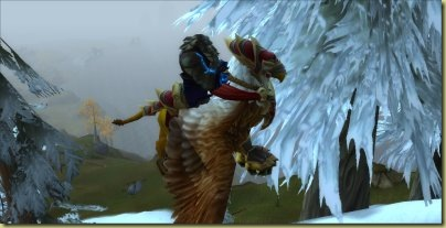 Don't you feel sorry for that hippogryph?