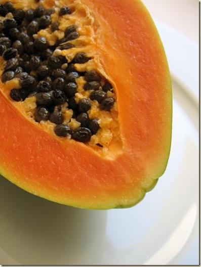 papaya-espinilla