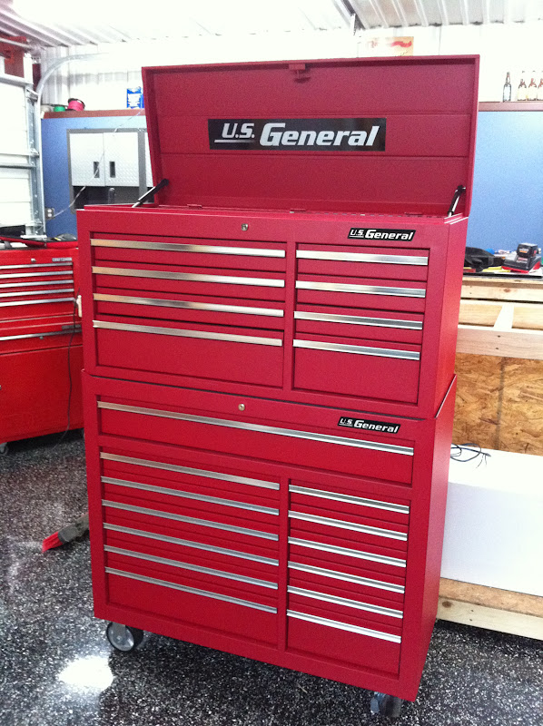 harbor freight 13 drawer tool boxes archive page 4 the garage journal board