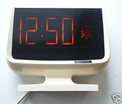 Lumitime clock, front