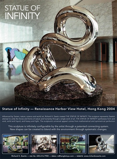 Statue of Infinity