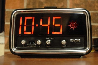 Lumitime CC-11 clock