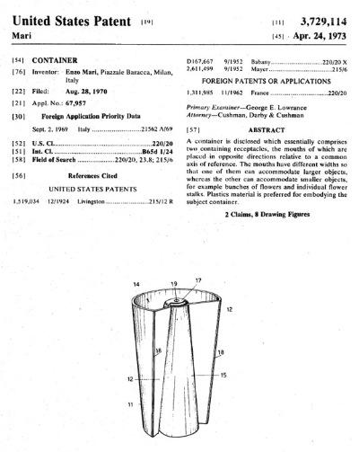 Pago Pago US Patent