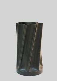 Tortiglione vase, tall