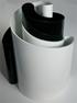 Deda vase white/black