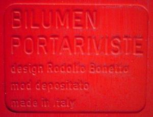 Bilumen portariviste imprint, red