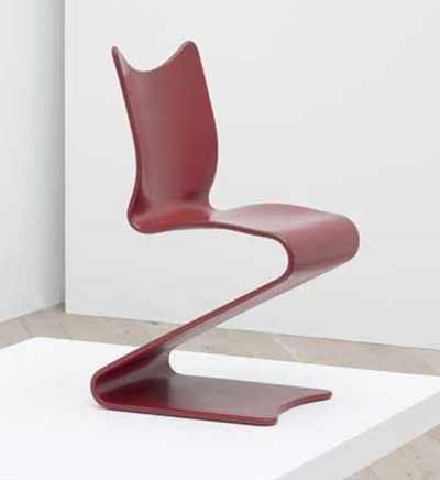 S chair model 275