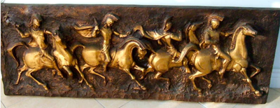Finesse Originals wall sculpture