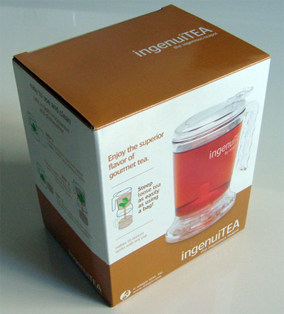ingenuiTEA teapot box