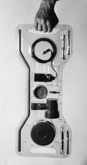 Castiglioni Parentesi lamp kit