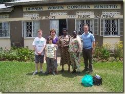 Uganda Women Concern Ministry