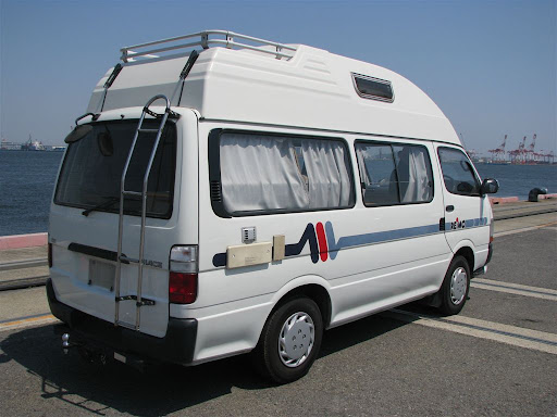 Hiace Reimo Camper Van for