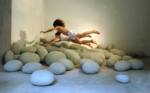 Sofá piedras_Stéphanie Marint